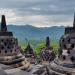 Borobudur temple à Yogyakarta