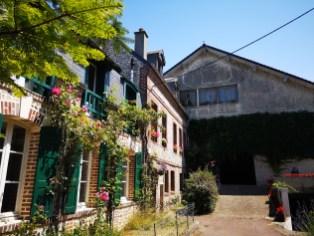 Village d'Étretat