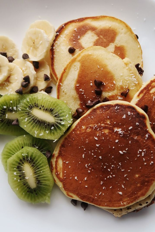 pancakes banane sans sucre
