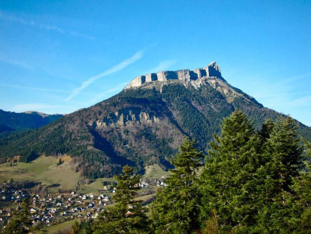 Chamechaude, 2082m (Source : Flickr)