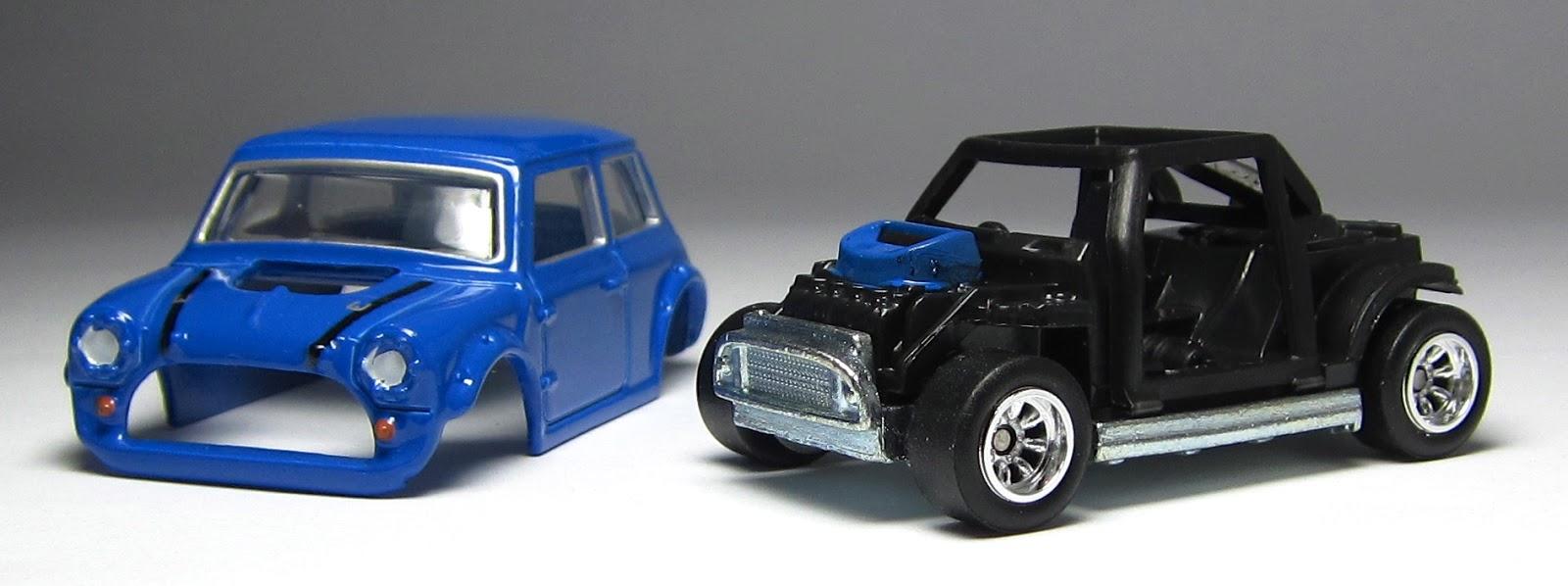 First Look Hot Wheels Retro Entertainment Morris Mini Thelamleygroup