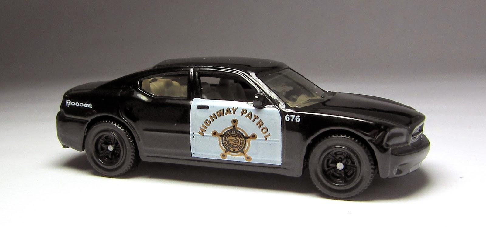 Greenlight California Highway Patrol CHP 1990 Ford Mustang SSP 5.0 VHTF RARE