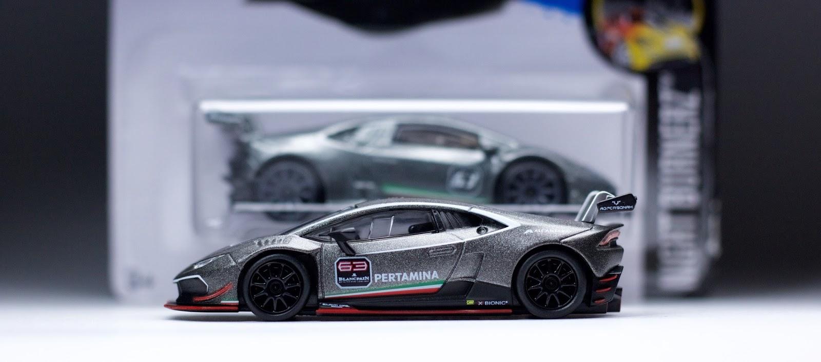 Lamborghini 2er Set Hot Wheels # 63 Autos