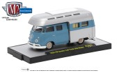 32500-MJS05 1959 VW Double Cab Truck Blue