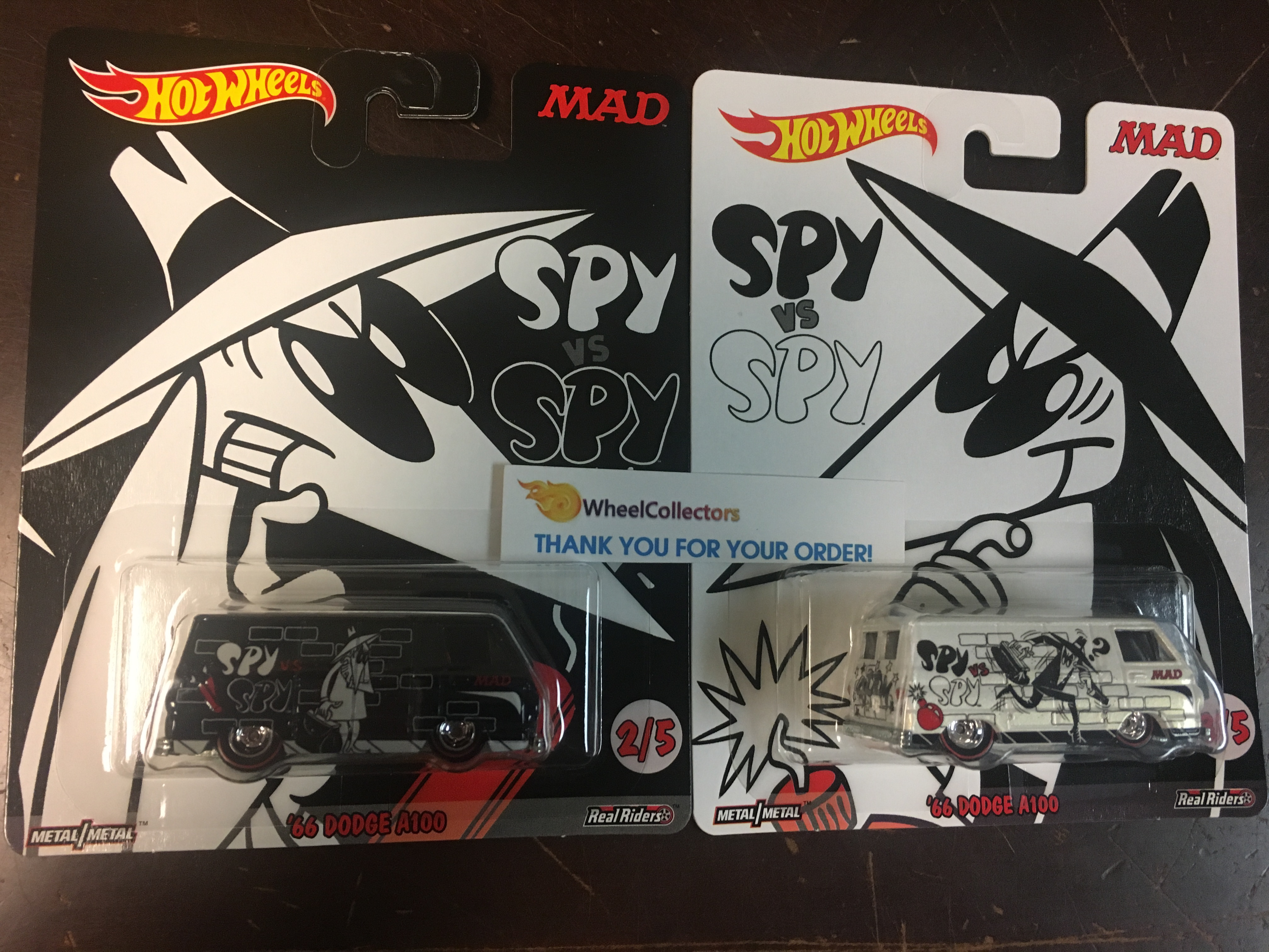 Case Report: Hot Wheels Pop Culture Mad Magazine – the Lamley Group