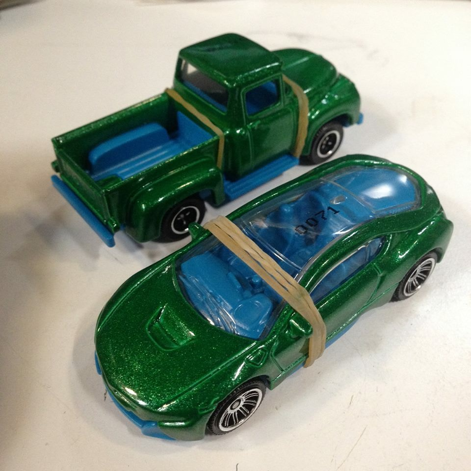 Here Is Your First Look At The Matchbox BMW I8