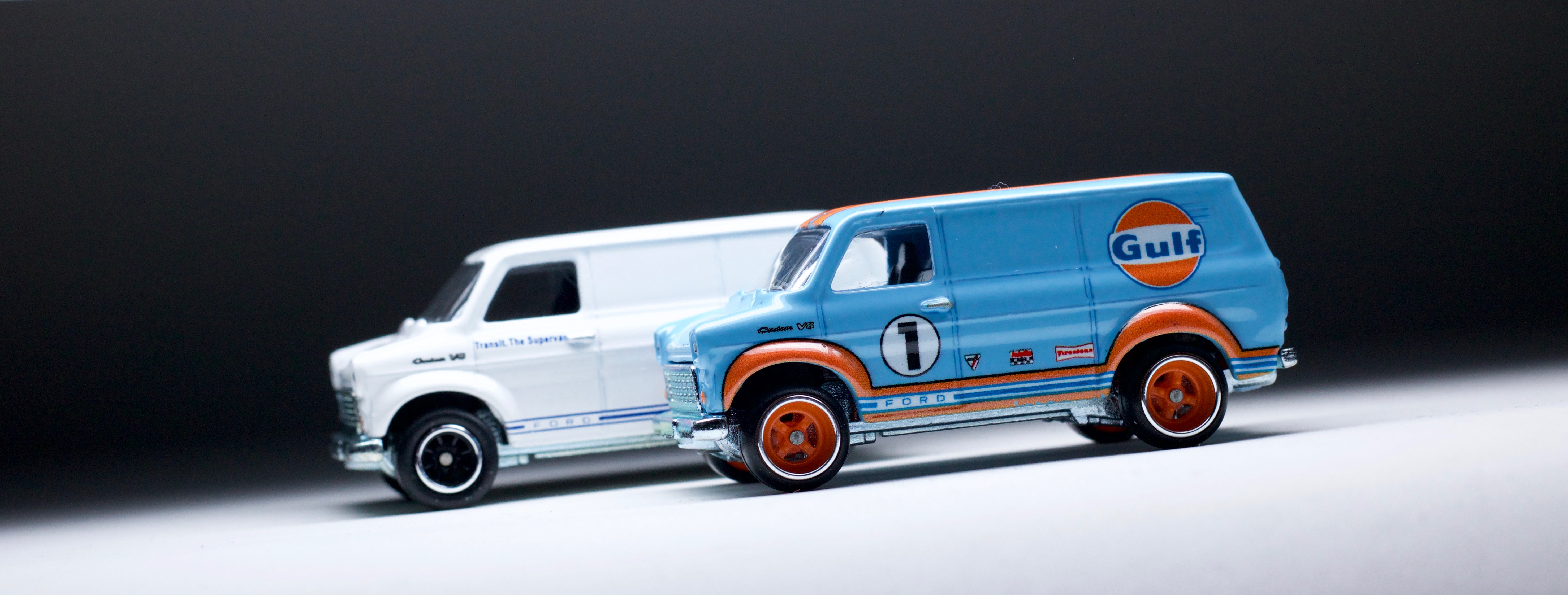 The Ford Transit Supervan Returns To Its Roots In Car Culture Cargo