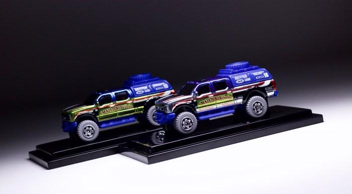 Just Unveiled: Matchbox Gathering Datsun 510 Dealer Model ...