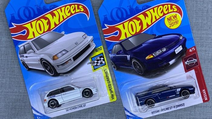 hot wheels treasure hunt 2019