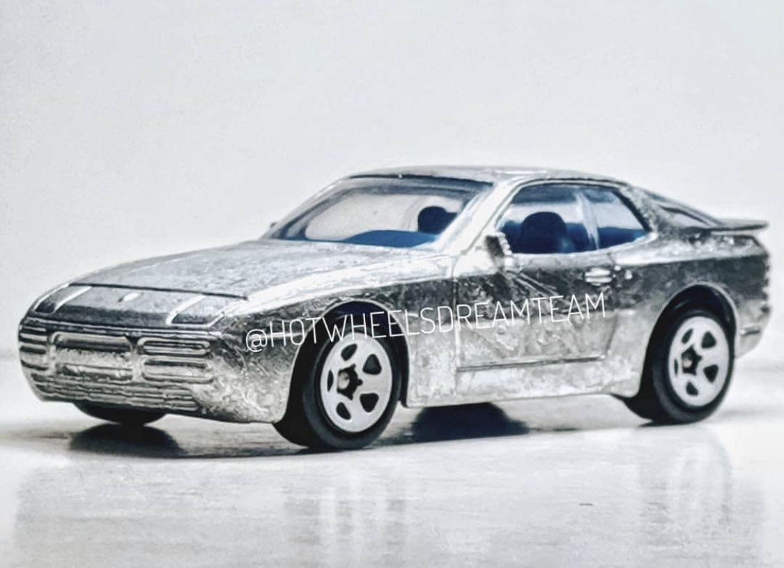 The 89 Porsche 944 Turbo Joins The 22b In The 2020 Hot Wheels Mainline Thelamleygroup