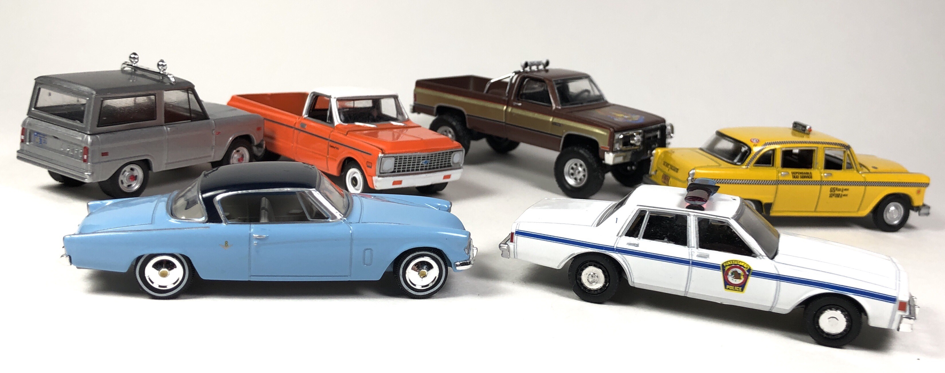 Finally The Fall Guy Truck Arrives With Greenlight Hollywood Series 26 Lamleygroup