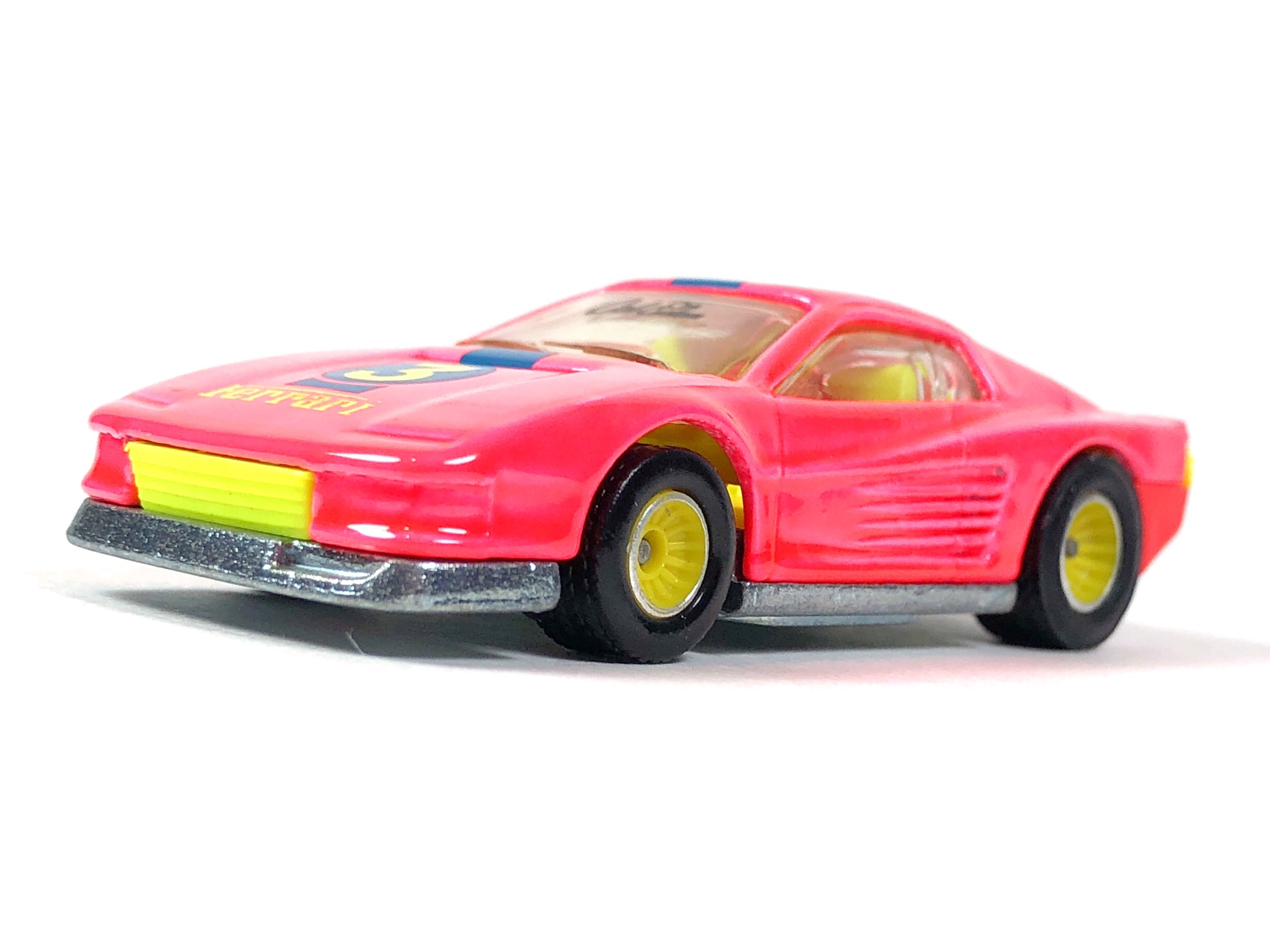 Lamley Daily Hot Wheels California Customs Ferrari Testarossa 1991 Lamleygroup