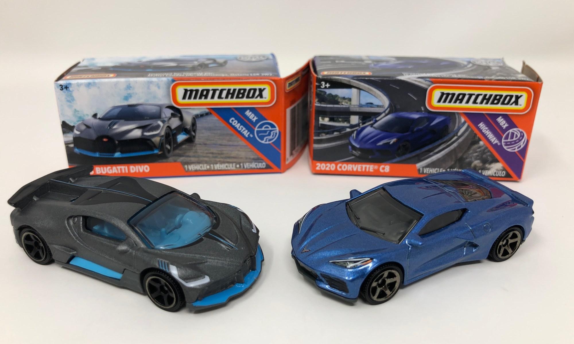 Finally Bugatti Here Is The Final Matchbox Mix Of 2020 Lamleygroup