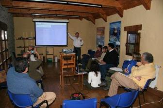Second Seminar on the recuperation of the Bearded Vulture in the Iberico-cantrabican mountains