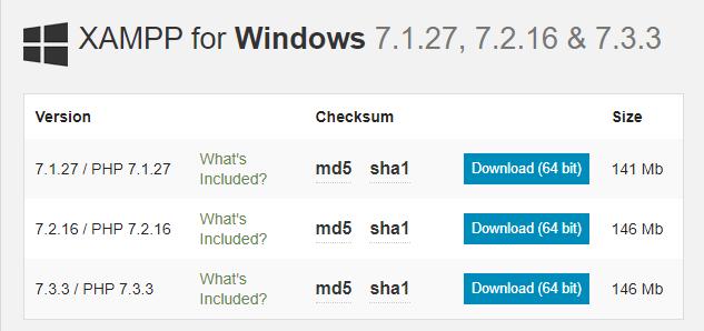 Cara Install XAMPP Terbaru di Windows