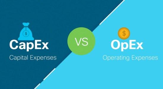Pengertian CapEx dan OpEx