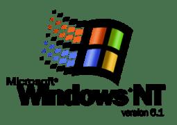 Sistem Operasi Windows  NT