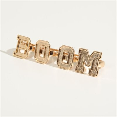 bagues boom