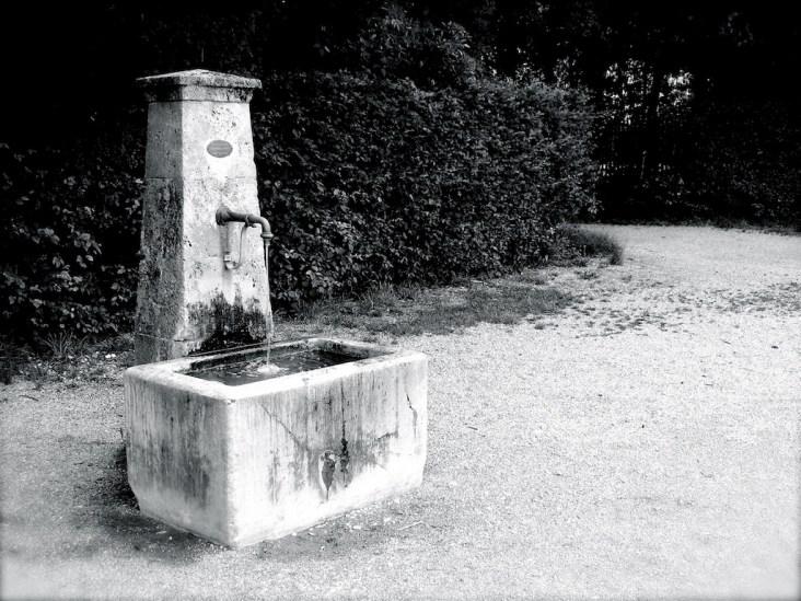 Cistern in Munich