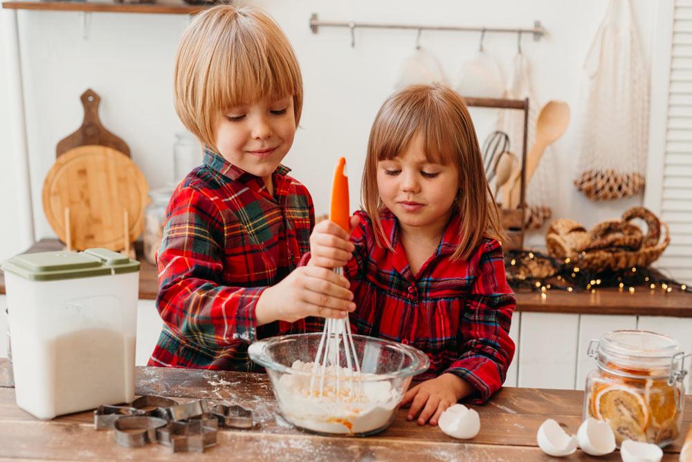 Galletas de Navidad Faciles para Niños