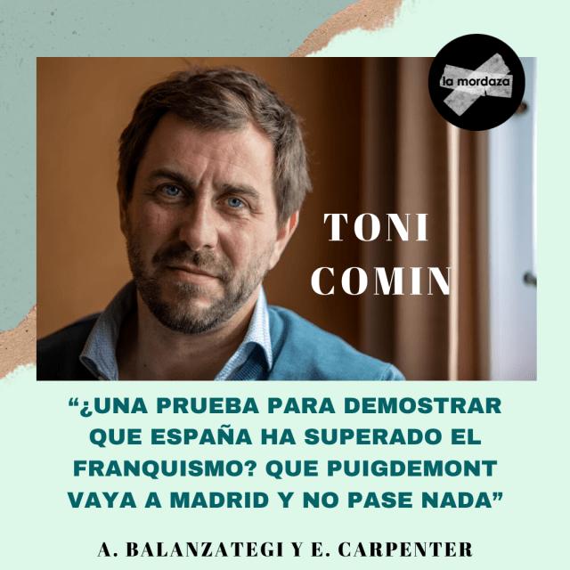 Toni Comín