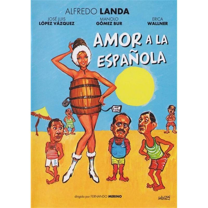 Porta de 'Amor a la española': cine, sol y playa