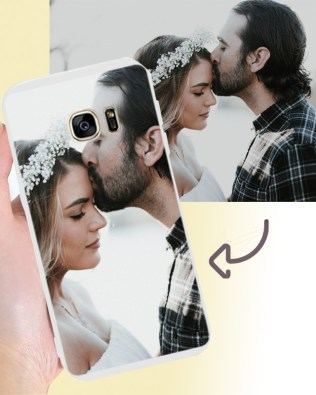 Samsung S7 Custom Photo Phone Case Matte