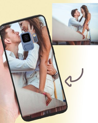 Samsung S9 Custom Photo Phone Case Matte