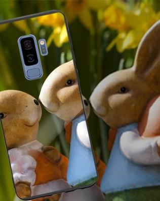 Samsung Galaxy S9 Plus Custom Photo Phone Case Glass