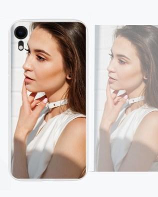 Iphone XR Custom Photo Phone Case Matte