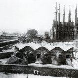 Escuelas de la Sagrada Familia - Gaudí