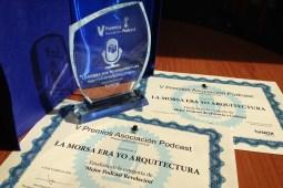 V Premios Asociación Podcast