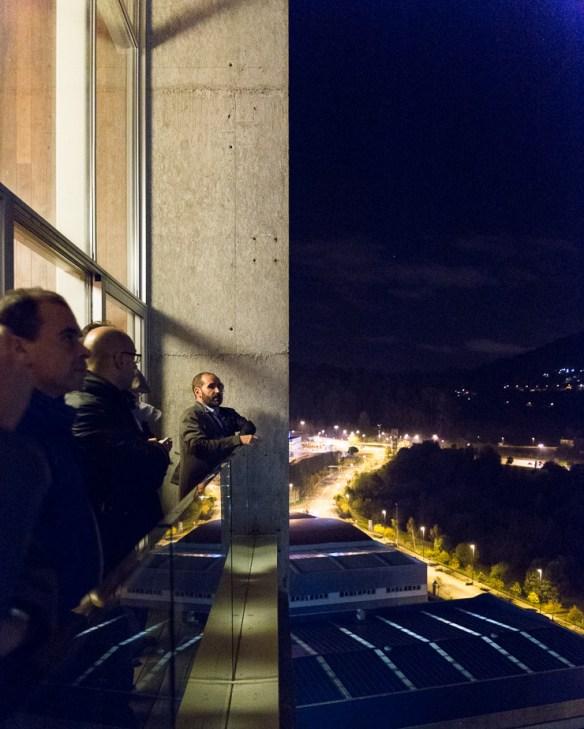 Con ArquitecturadeGalicia.eu en los Premios Enor de Arquitectura