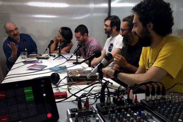 Un directo en las Galipod de Ourense