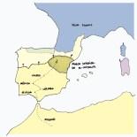 Incursión de árabes y bereberes en el año 711