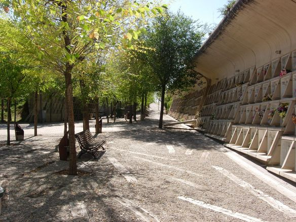 Cementerio de Igualada