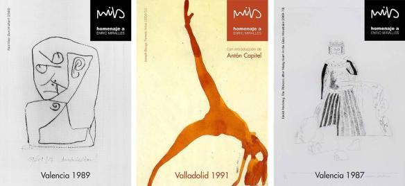 Conferencias de Enric Miralles