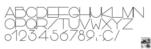 Tipografía Miralles