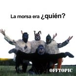 Off Topic: La morsa era ¿quién?