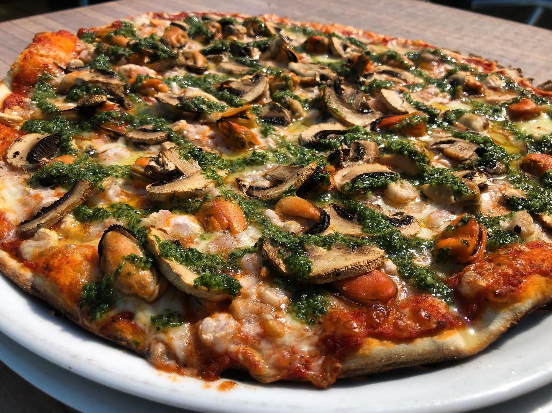 Pizza La moule