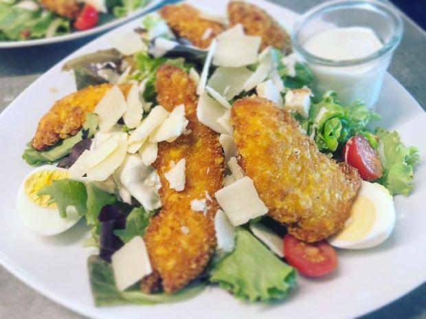 salade caear