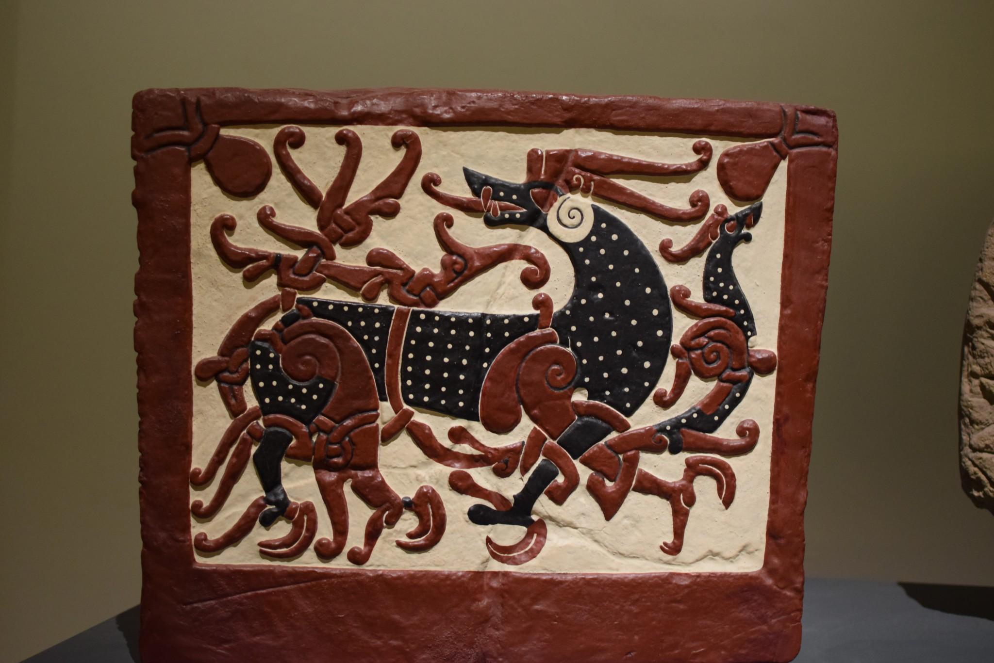 Sculpture viking