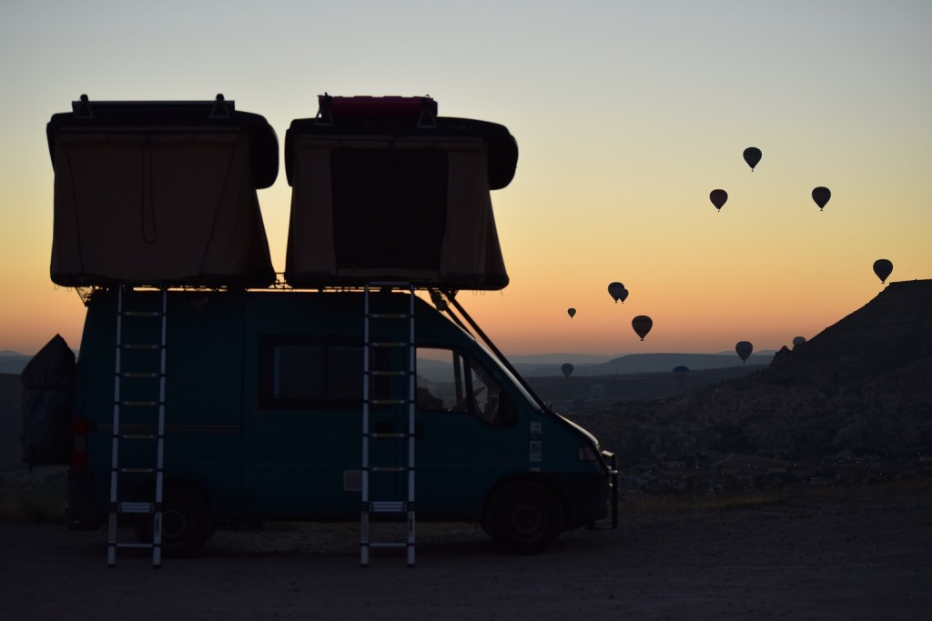 La Cappadoce, un site naturel et magique !
