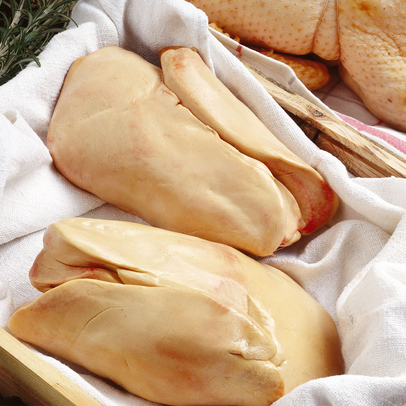 Foie frais