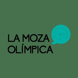 logo moza olímpica