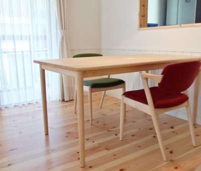 MM Table / メープル 201308