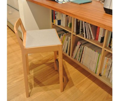 R+R Counter chair/メープル