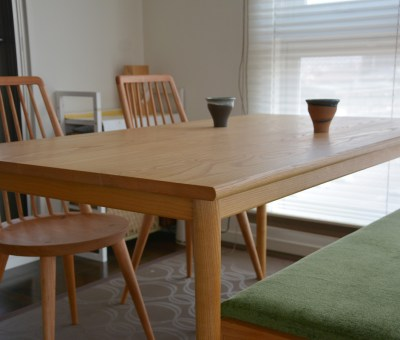 MM Table / white ash