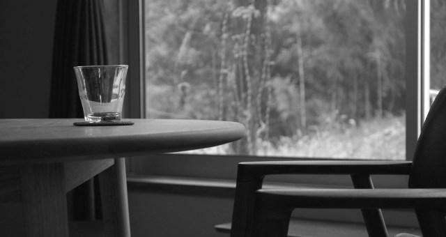クルミ材円卓 オーダーテーブル
