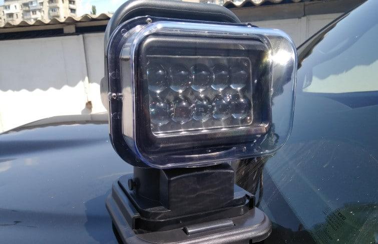 Автомобильные прожекторы: виды, есть ли штрафы